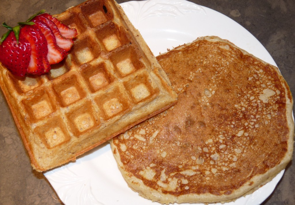 ... : EGGO BUTTERMILK WAFFLES vs. OUT OF THE BOX WAFFLES & PANCAKES