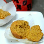Thumbnail image for Pumpkin Muffins &#8211; A Fall Breakfast Treat