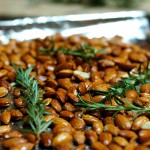 Thumbnail image for Rosemary-Garlic Almonds