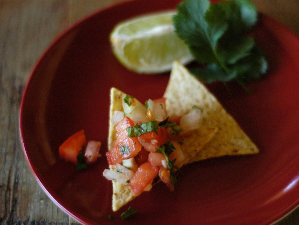 Garden Fresh Pico de Gallo – a great way to add veggies to tacos ...