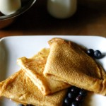 Thumbnail image for Whole Wheat Buttermilk Crepes