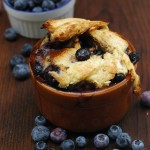 Thumbnail image for A Trip Down Blueberry Lane – Blueberry & Challah Breakfast Bread Pudding