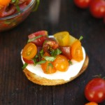 Thumbnail image for Make it Together: Kid-Approved Caprese Bruschetta