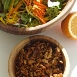 Thumbnail image for Citrus Glazed Walnuts