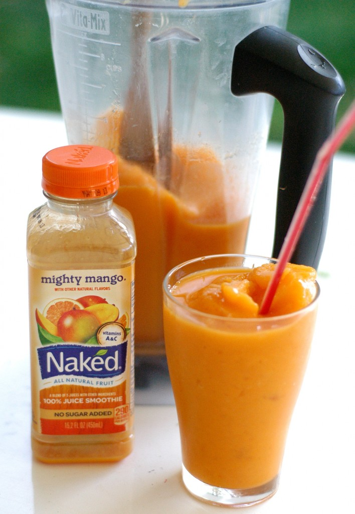 Out of the Box Food Fresh Juice Icee